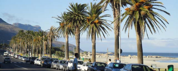 Camps Bay Strip